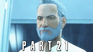 Fallout 4 Walkthrough Gameplay Part 21 - Father (PS4)