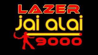 LAZER JAI ALAI 9000 T-Shirt Launch - Extended Cut