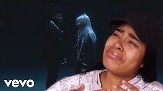 Reacting to Lovely by Billie Eilish & khalid | Nisha Burk