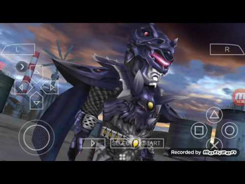 PSP game英雄VS(Japanese title)