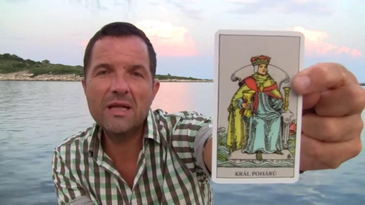 Kral Poharu Posledni Karta Tarotu Ukazka Videokurzu Youtube