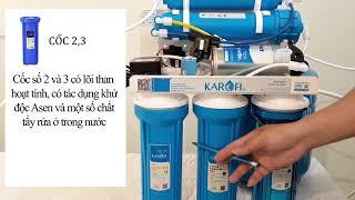 tìm hiểu nguyên ly hoạt động của máy lọc nước RO 5 cấp