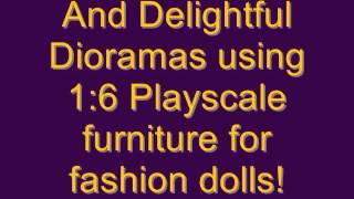 Designer Dolls Magazine Commercial