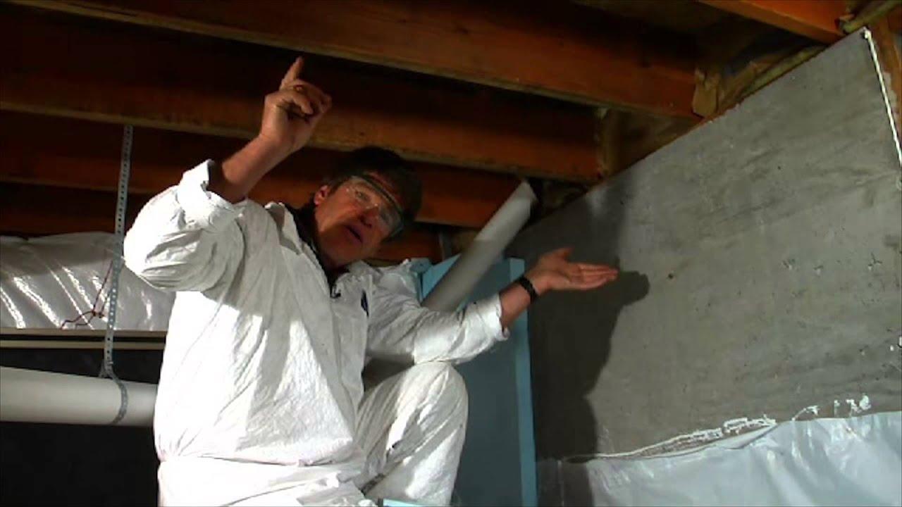 Rigid Foam Board Interior Insulation For Existing