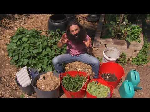 Gardening Australia Composting With Costa Youtube