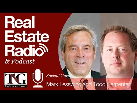 Aaron Norris Is Joined By Mark Lesswing and Todd Carpenter of NAR on the Real Estate Radio Show #567