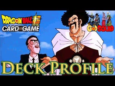 "Undefeated Hercule ""Satan Safari"" Deck Profile - Dragon Ball Super Card Game w/Master MariK"