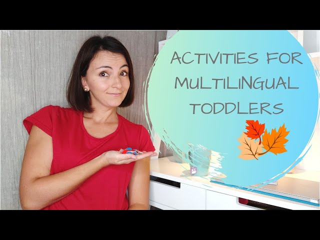 SPEECH AND VOCABULARY ACTIVITIES FOR TODDLERS