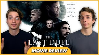 The Last Duel - Movie Review
