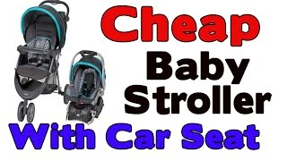 TOP 7 Cheap Baby Stroller With Car Seat
