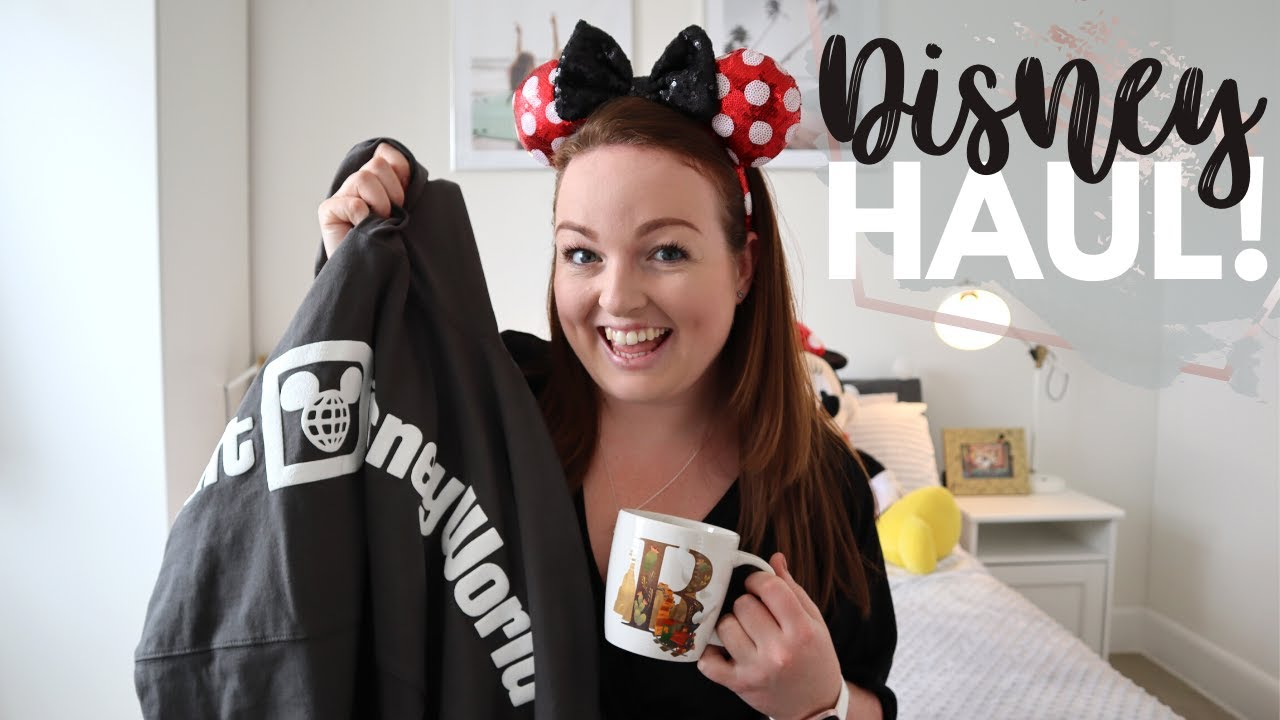 NEW DISNEY MERCH! • Primark, ASOS, ShopDisney Haul etc • Spirit Jersey, Mugs, Homeware & Clothing!