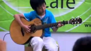 Wonderful Tonight   Sungha Jung Acoustic Tabs Guitar Pro 6