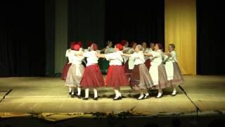 Szarkaláb Tánccsoport, Takács Mária:  Hegyközi táncok Thumbnail