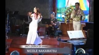 """Lovely Hula Hands"" with Charles Degala and Nicole Nakamatsu"