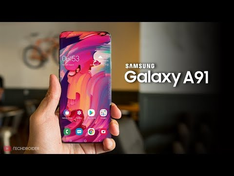 Samsung Galaxy A91 OFFICIAL CONFIRMATION