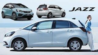 New Honda Jazz (2020)
