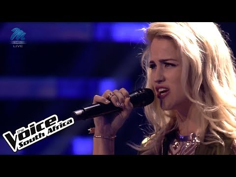 Caroline-Grace - Elastic Heart | The Live Show Round 2 | The Voice SA