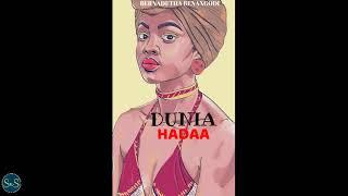 Riwaya mpya ya Mapenzi - DUNIA HADAA - 1
