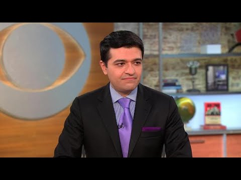 Sahil Kapur on CBS This Morning  to discuss White House communications director Hope Hicks ' abrupt departure