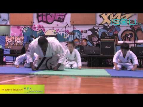 Planet Battle and Youth Outreach Kickboxing and Capoeira