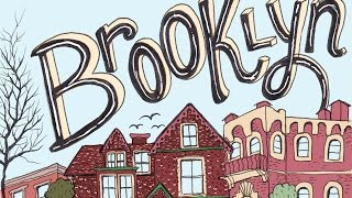 Brooklyn - Sketches and Lettering - Speed illustration no. 40