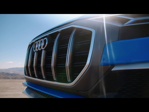 605-HP AUDI RS Q8 Concept