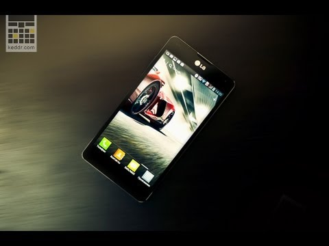 Обзор LG Optimus G