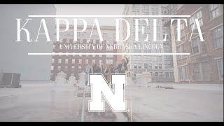 Kappa Delta UNL | Recruitment Video Sneak Peek 2018
