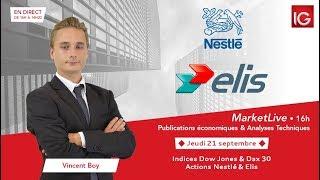 #MarketLive 16h - Jeudi 21 septembre 2017