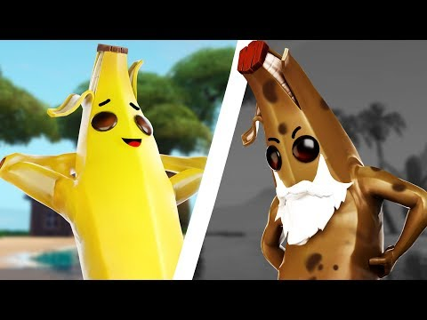 The LIFE Of A BANANA | A Fortnite Film [Season 8 Cinematic Animation]