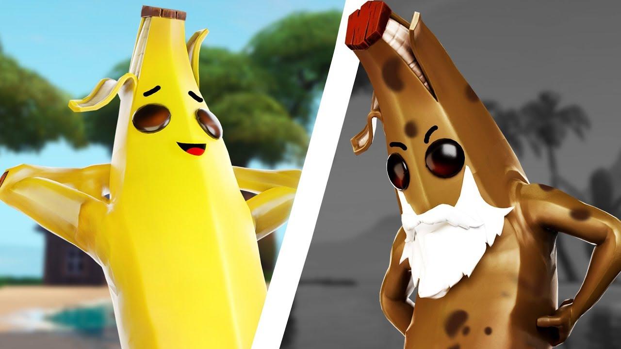 Fortnite Banana Skin Stages | Fortnite Free 100 V Bucks