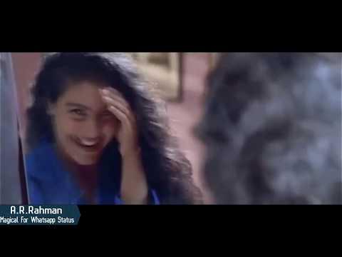 Vennilave Vennilave (Sad) | Whatsapp Status | Minsara Kanavu | A.R.Rahman | Vairamuthu