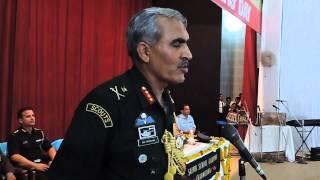 Sainik School, Bijapur GJ, Lt Gen Om Prakash , AVSM, SM, live by School Motto 5