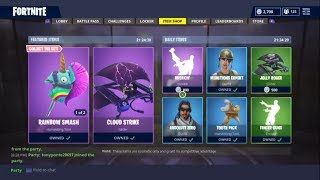 Fortnite New Season 3 / Buying battle pass live