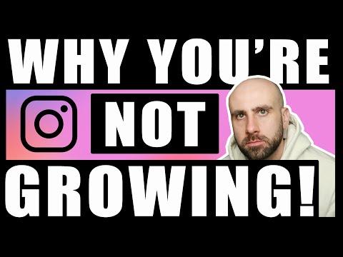 8 Reasons An Artist's Instagram Doesn't Grow | Promote Music On Instagram