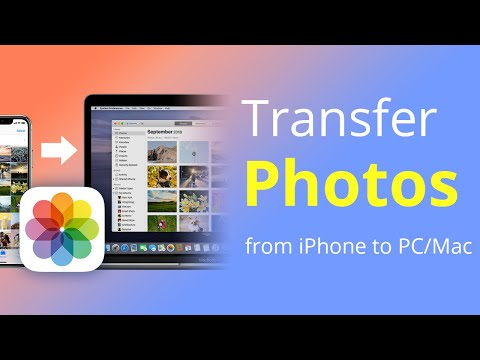How to Transfer Photos from iPhone to Computer using these 4 methods. If you're looking for ways to .