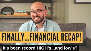 Sept & Oct financial recap! Two months of wins and losses!