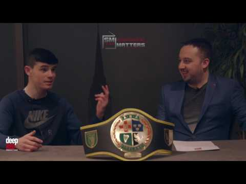 Tommy McCarthy on SportsMatters with Jerry Coughlan