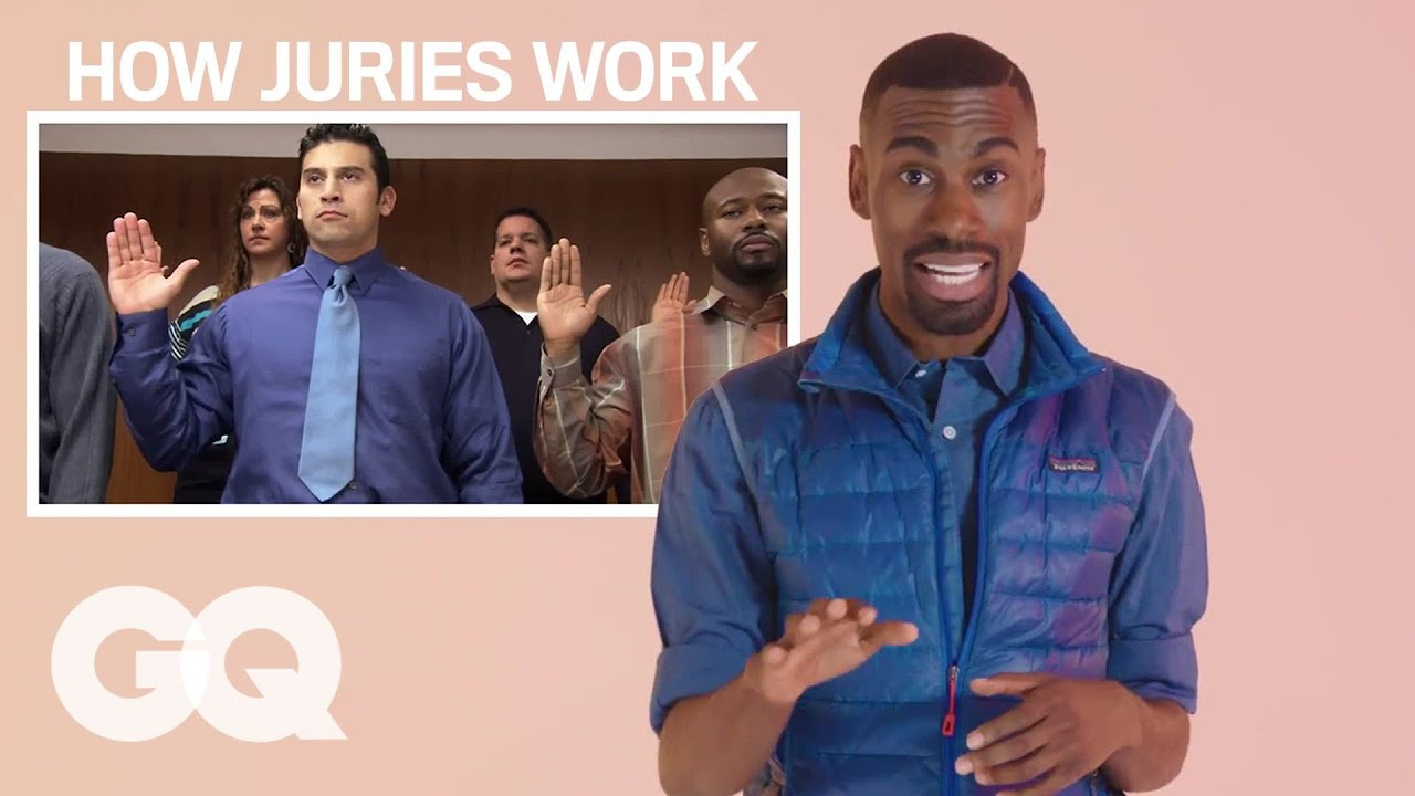 Think You Know How All Juries Work? Think Again | Truth Be Told With DeRay Mckesson