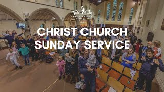 Christ Church Mission Sunday Service