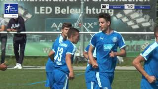 A-Junioren - 1:0 Erman Kilic - FC Astoria Walldorf vs SSV Ulm 1846 Fußball