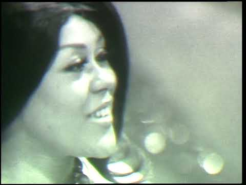 American Bandstand 1968- Interview Patti Drew