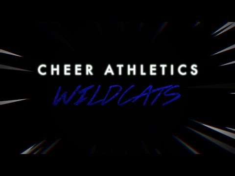 Cheer Athletics Wildcats 2017-18