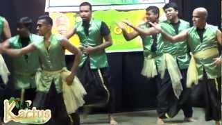 Kactus Men Onam Dance 2012 kakka malayile ( mallu singh ) HD