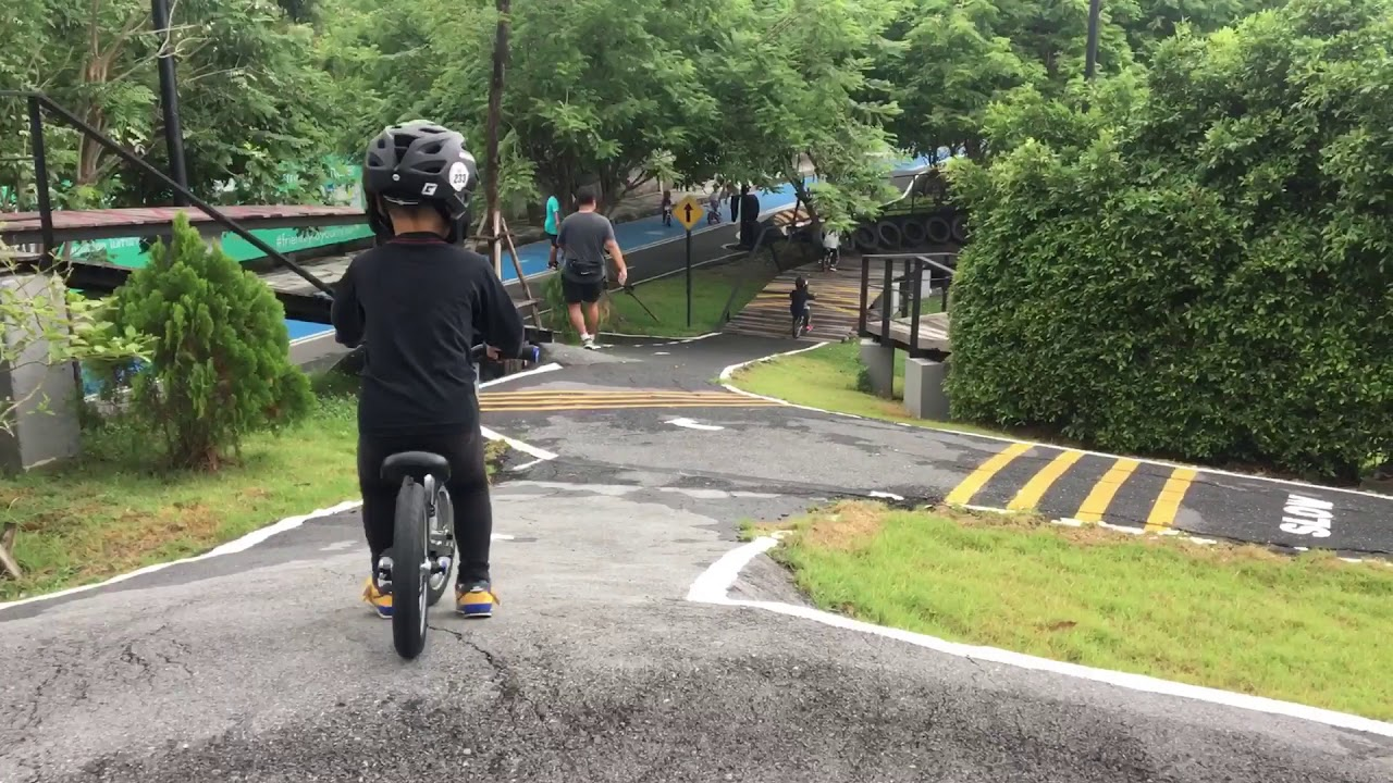 Balance bike  peppermint bike park - YouTube 4e0b16a48