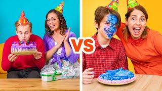 Bad Mom vs Good Mom / 15 Funny Situations