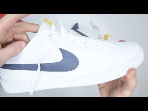 Nike Court Royale AC SKU: 9044518 YouTube