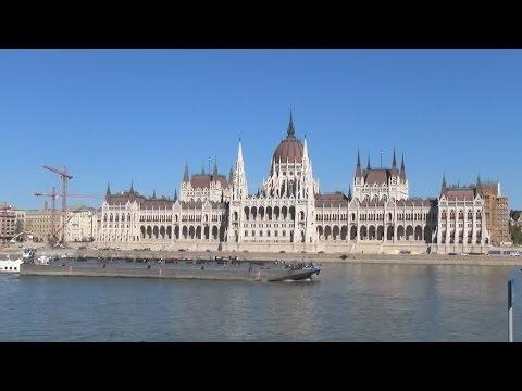 Parliament / Országház / Parlament, Budapest, Hungary / Magyarország / Węgry