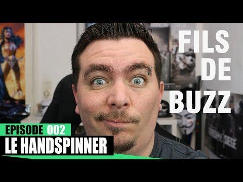 Fils de Buzz 002: Le Hand Spinner le plus rapide du monde!