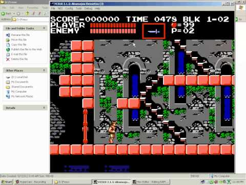 How to make your own cheats with FCEUX emulator